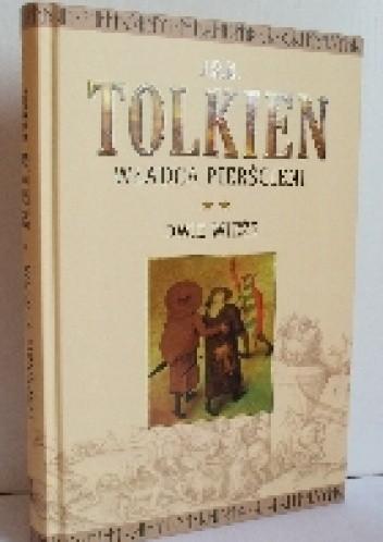 Okładka książki Władca Pierścieni. Dwie wieże.