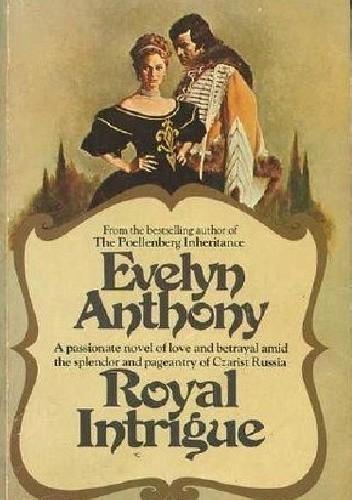 Okładka książki Royal intrigue