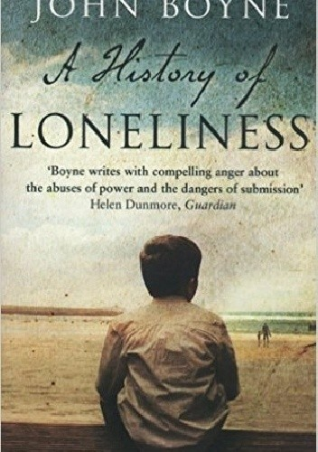 Okładka książki A History of Loneliness
