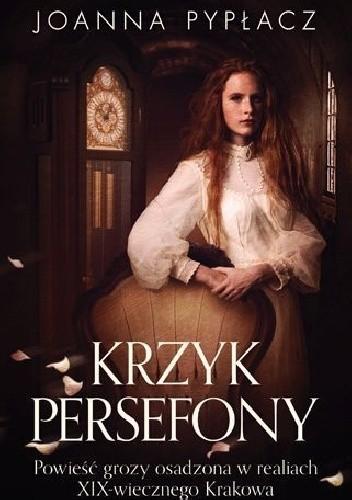 Okładka książki Krzyk Persefony