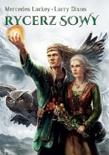 Okładka książki Rycerz sowy