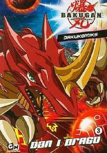 Okładka książki Dan i Drago