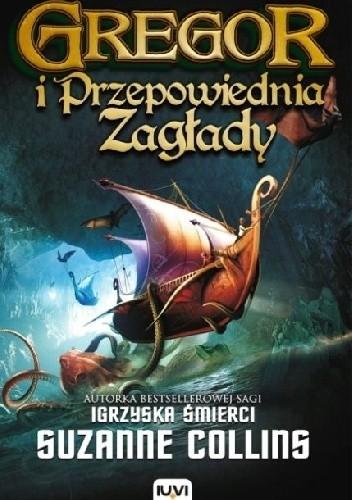Okładka książki Gregor i Przepowiednia Zagłady