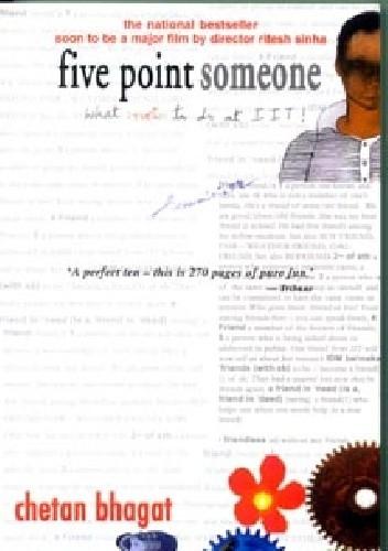 Okładka książki Five Point Someone