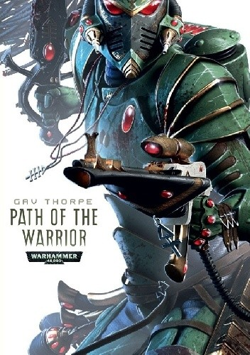 Okładka książki Path of the Warrior