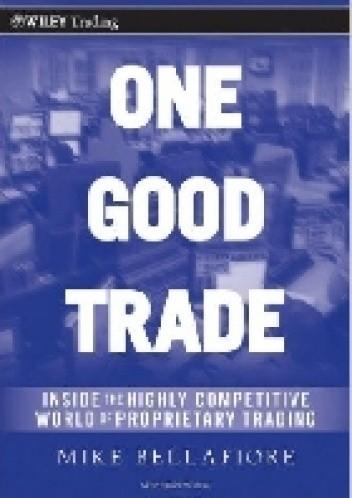 Okładka książki One Good Trade
