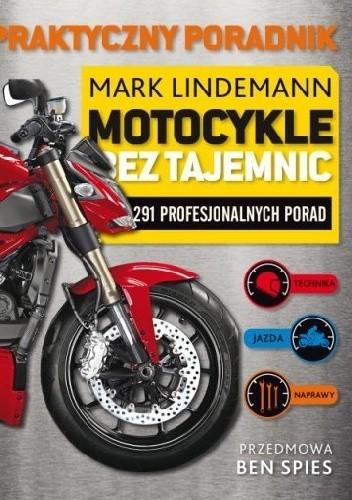 Okładka książki Motocykle bez tajemnic