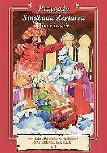 Okładka książki Przygody Sindbada Żeglarza i inne baśnie