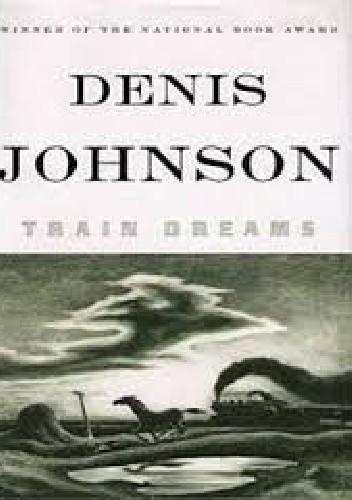 Okładka książki Train Dreams