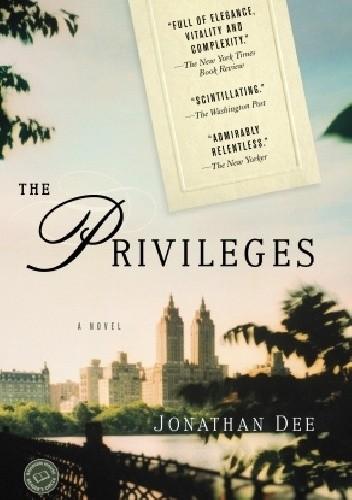 Okładka książki The Privileges