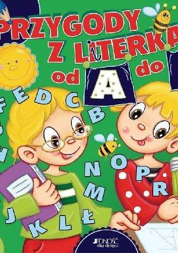 Okładka książki Przygody z literkami od A do Z