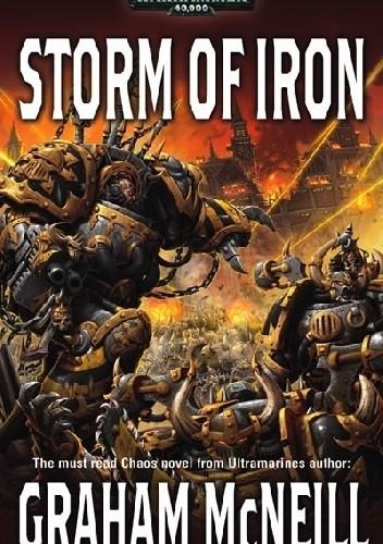 Okładka książki Storm of Iron
