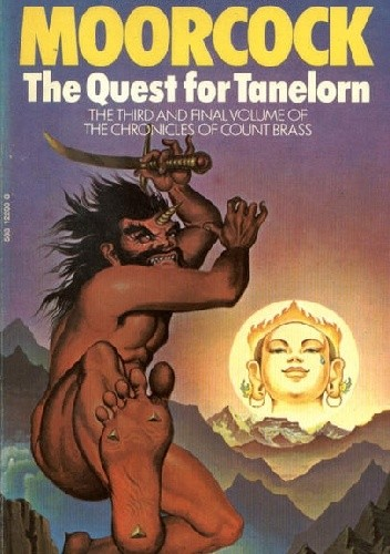 Okładka książki The Quest for Tanelorn