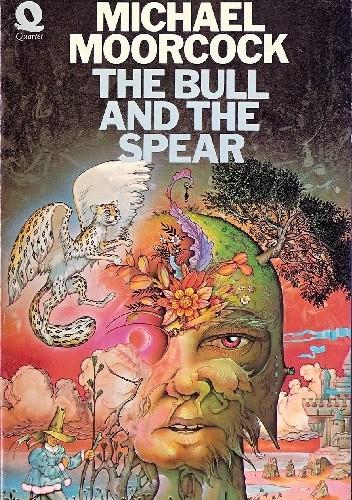 Okładka książki The Bull and the Spear