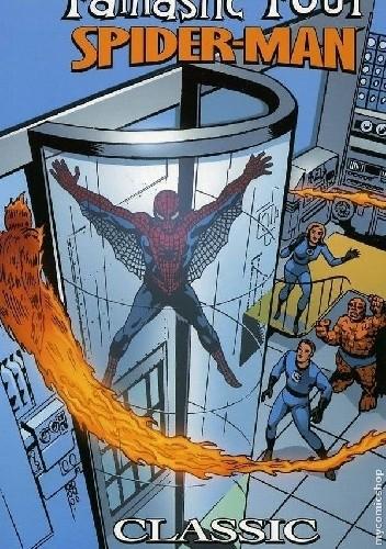 Okładka książki Fantastic Four Spider-man Classic