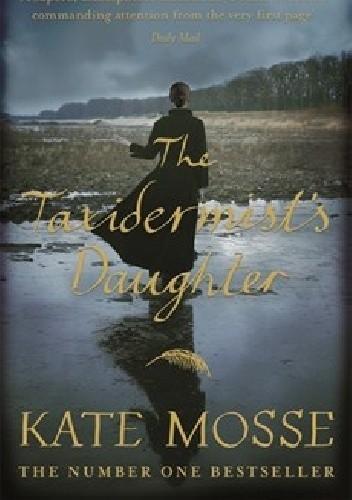 Okładka książki The Taxidermist's Daughter