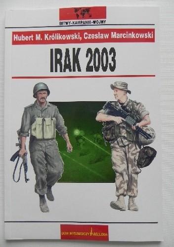 Okładka książki Irak 2003