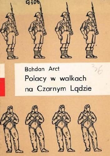 Okładka książki Polacy w walkach na Czarnym Lądzie