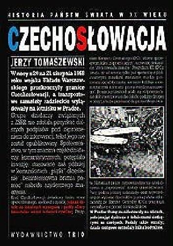 Okładka książki Czechosłowacja
