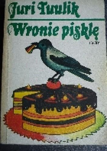 Okładka książki Wronie pisklę