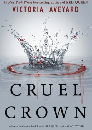 Okładka książki Cruel Crown