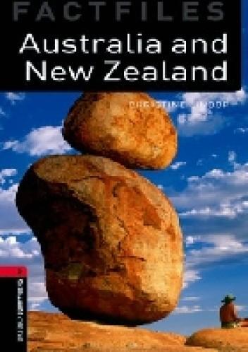 Okładka książki Australia and New Zealand