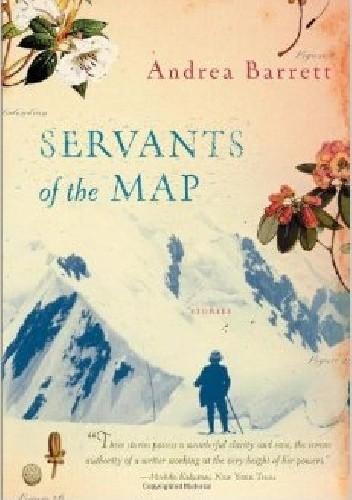 Okładka książki Servants of the Map
