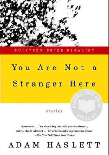 Okładka książki You Are Not a Stranger Here