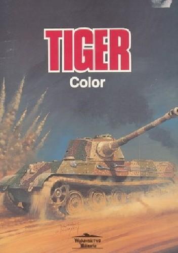 Okładka książki Tiger Color cz.2