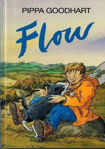 Okładka książki Flow