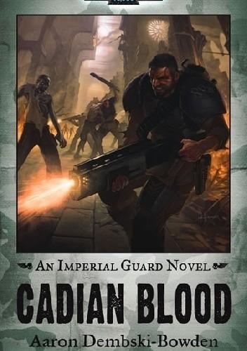 Okładka książki Cadian Blood