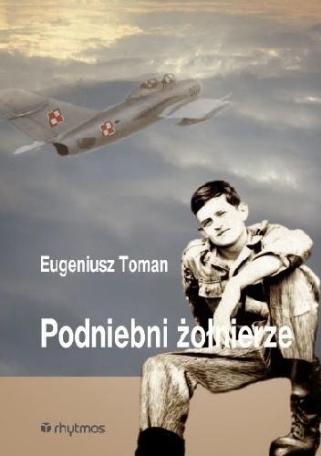 Okładka książki Podniebni żołnierze