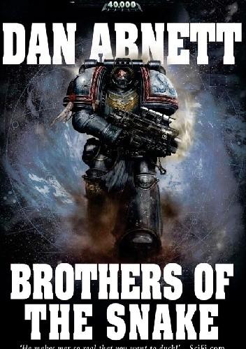 Okładka książki Brothers of the Snake