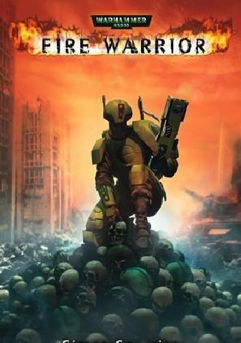 Okładka książki Fire Warrior