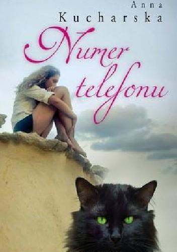 Okładka książki Numer telefonu