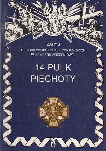 Okładka książki 14 Pułk Piechoty