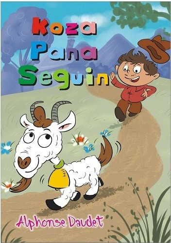 Okładka książki Koza Pana Sequin