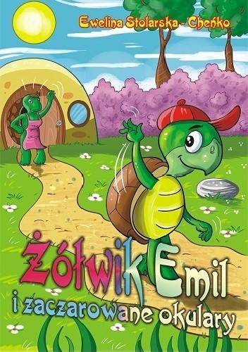 Okładka książki Żółwik Emil i zaczarowane okulary