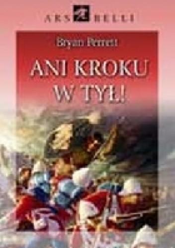 Okładka książki Ani kroku w tył!