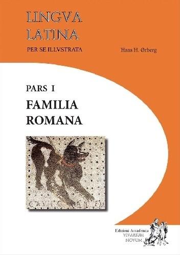 Okładka książki Lingua Latina per se Illustrata. Familia Romana