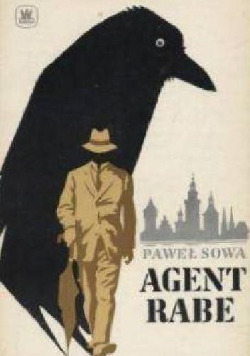Okładka książki Agent Rabe