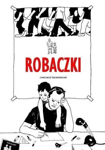 Okładka książki Robaczki