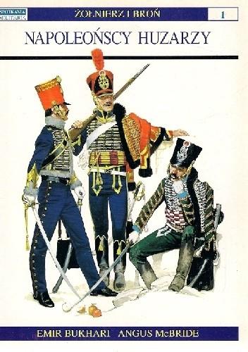 Okładka książki Napoleońscy huzarzy