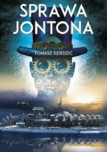 Okładka książki Sprawa Jontona