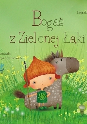 Okładka książki Bogaś z Zielonej Łąki