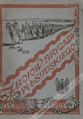 Okładka książki Z bojów brygady Piłsudskiego