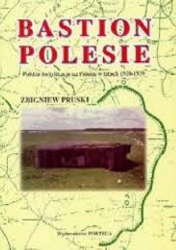 Okładka książki Bastion Polesie