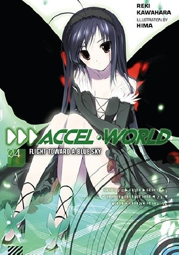 Okładka książki Accel World (novel) vol.4