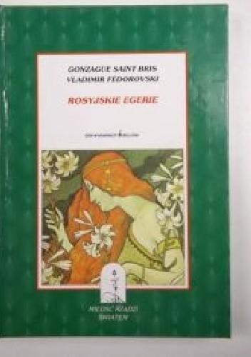 Okładka książki Rosyjskie egerie