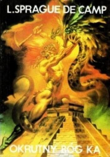 Okładka książki Okrutny Bóg Ka